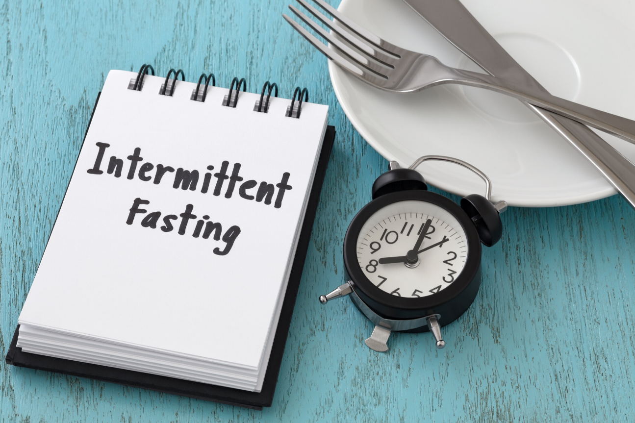 Intermittent fasting website photo